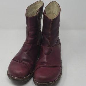 El Naturalista Shoes - El Naturalista Purple Boots Size 41 (11 US)